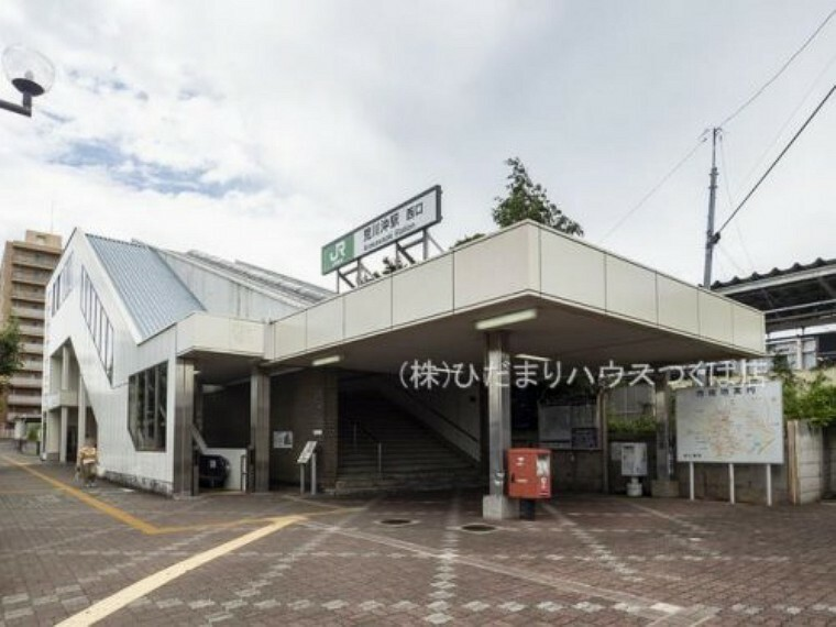 【駅】荒川沖駅まで5049m