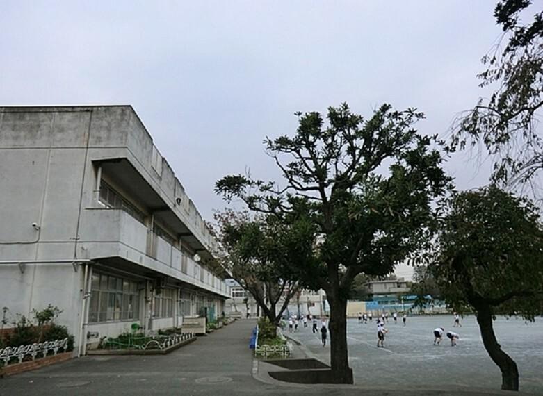 小学校 横浜市立二つ橋小学校