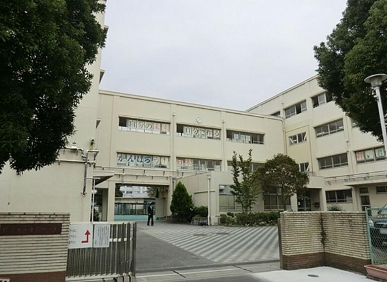 中学校 横浜市立東野中学校