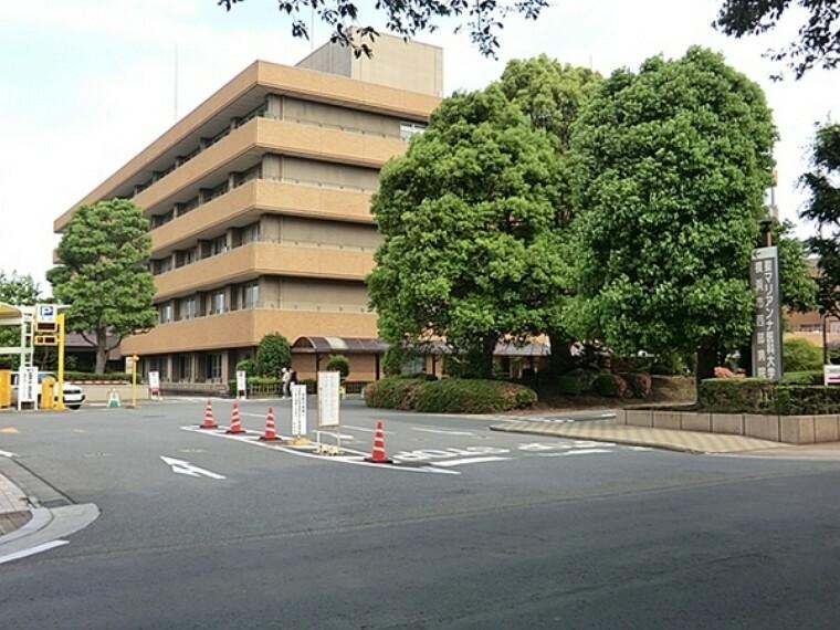 病院 聖マリアンナ医科大学横浜市西部病院