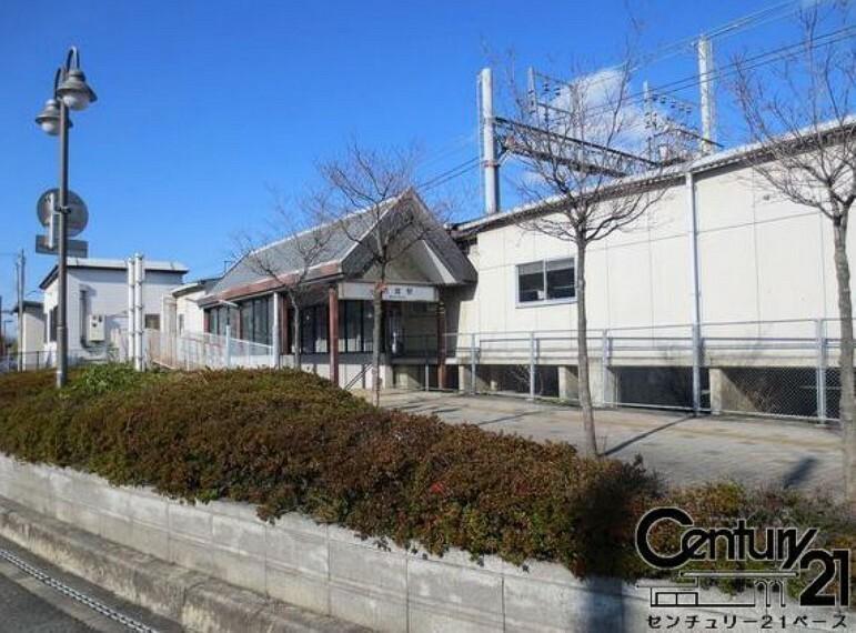 坊城駅(近鉄 南大阪線)