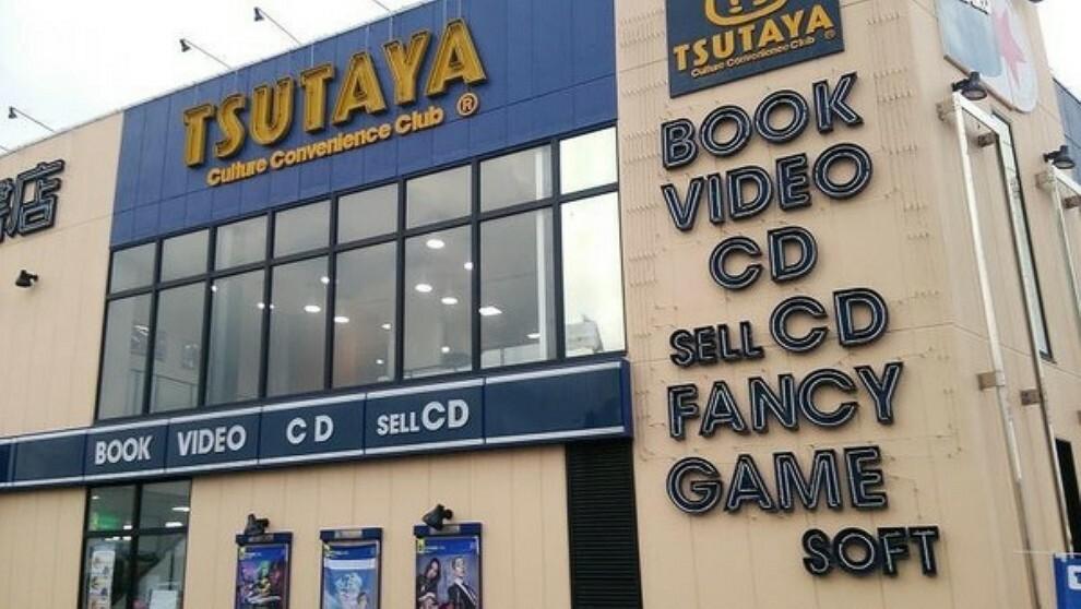 ショッピングセンター すばる書店TSUTAYA六高台店 徒歩約8分