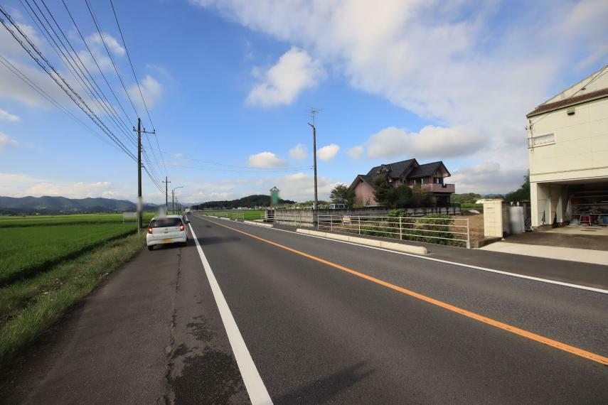 現況写真 佐野市や高速道路へのアクセス良好です(*^^*)
