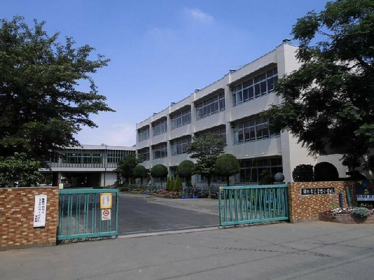 小学校 常盤小学校