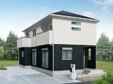 栃木市大平町西野田 B号棟ファイブイズホームの新築物件