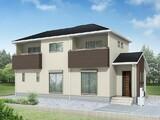 栃木市大平町西野田 A号棟ファイブイズホームの新築物件