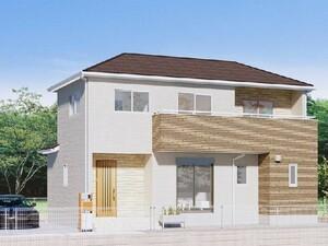 栃木市都賀町合戦場 C号棟ファイブイズホームの新築物件