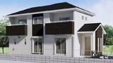 栃木市城内町2丁目2期ファイブイズホームの新築物件