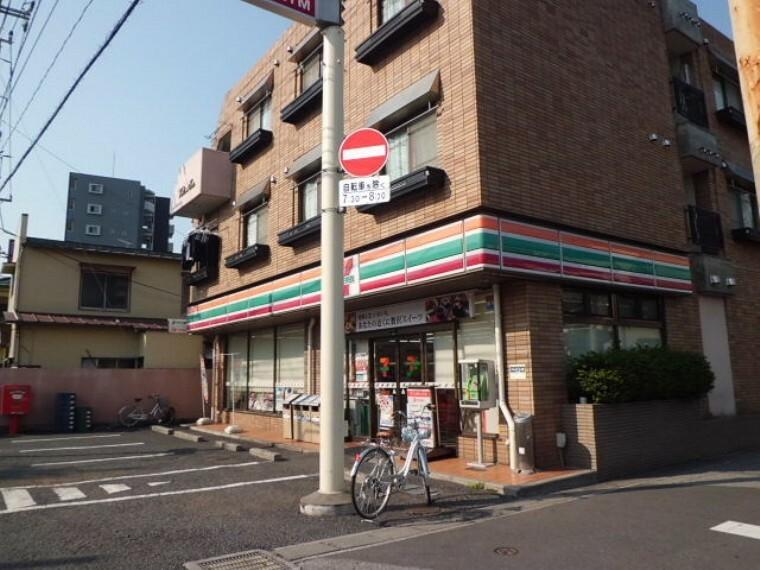 ドラッグストア セブンイレブン松戸栗山店