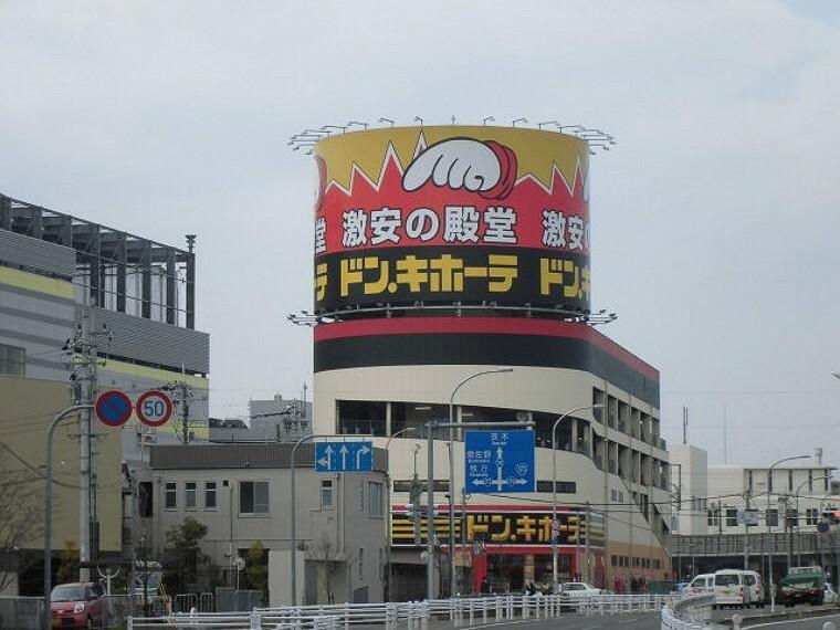 ショッピングセンター ドン・キホーテ 高槻店