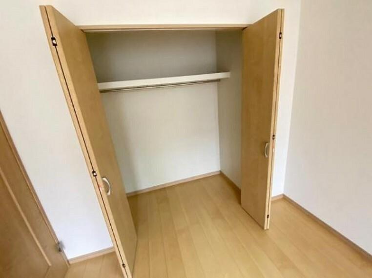 収納 収納スペース充実!たくさんお荷物を収納出来て、いつでもすっきりと片付いたお部屋をキープいただけます