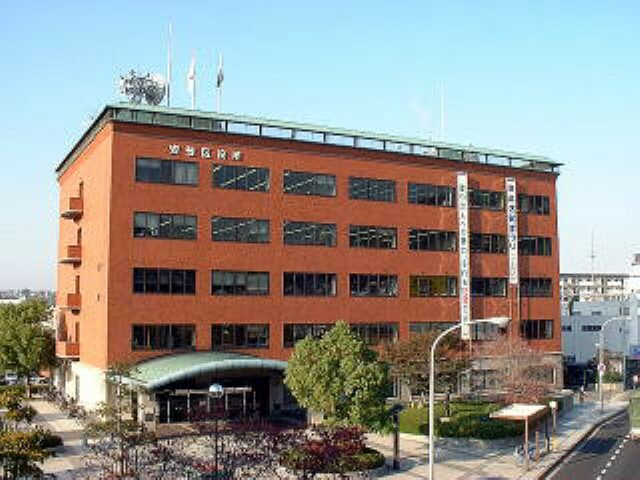 役所 広島市安芸区役所