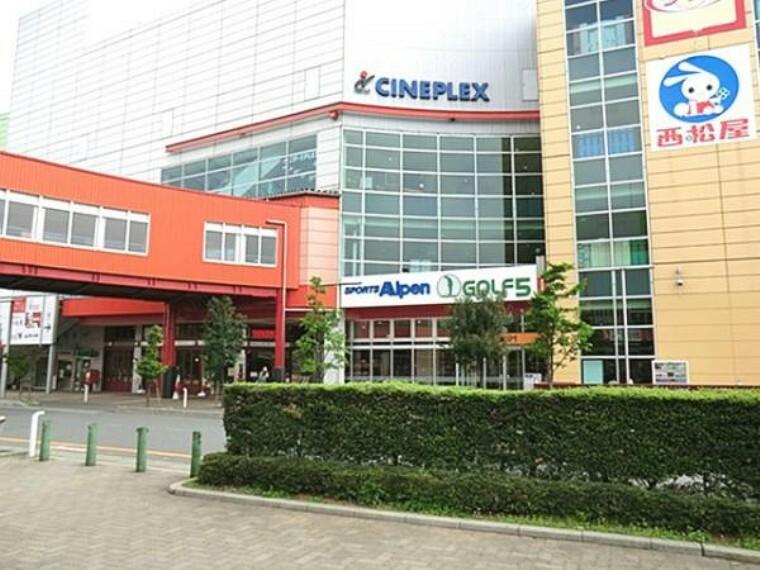ショッピングセンター OSCデオシティ新座 約1420m(徒歩18分)