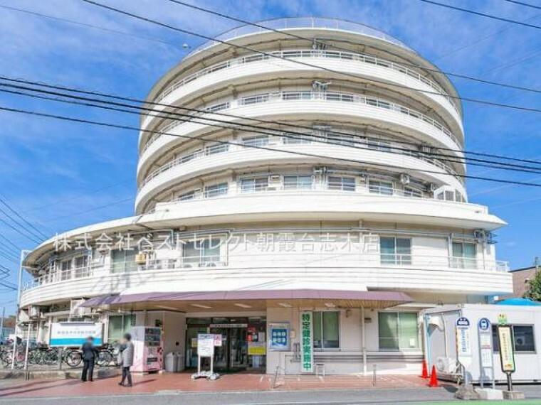 病院 新座志木中央総合病院 約1540m(徒歩20分)