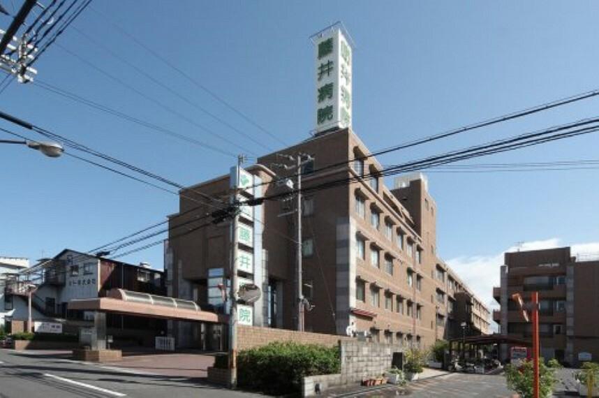 病院 【総合病院】藤井病院まで710m