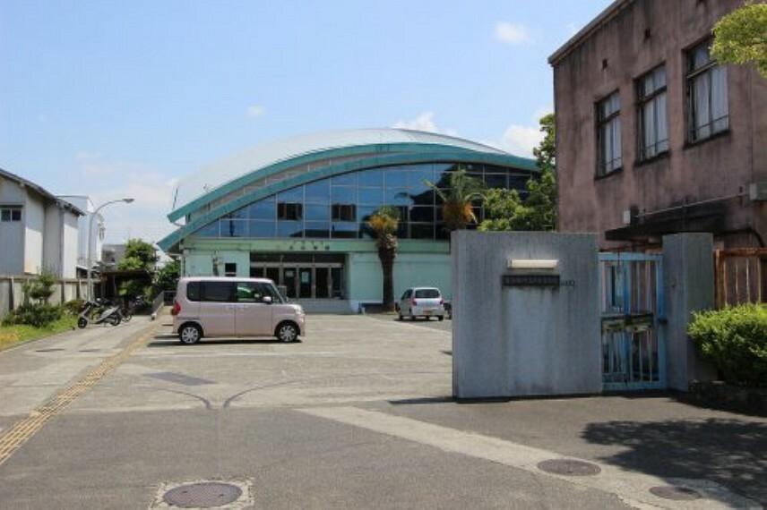 【スポーツ施設】岸和田市立中央体育館まで1030m