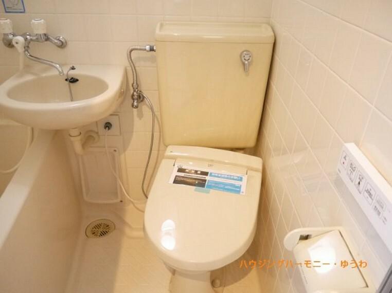 トイレ イメージ画像となります。実際とは異なりますので、ご注意ください!
