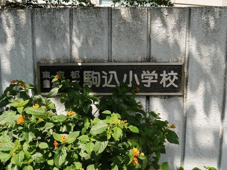 小学校 【小学校】豊島区立 駒込小学校まで476m