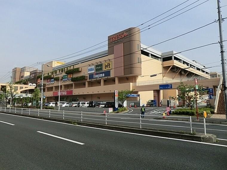 ショッピングセンター トレッサ横浜
