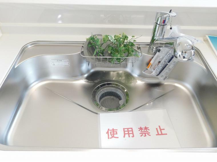 キッチン 浄水器付きシャワー水栓