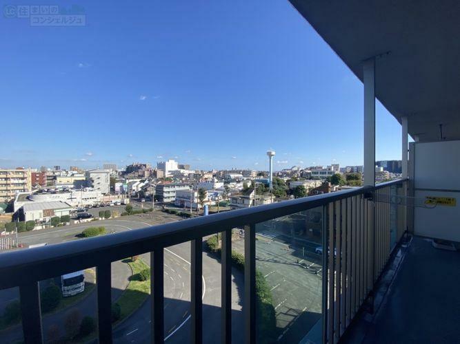 眺望 《バルコニーからの眺望》※2021年10月11日撮影