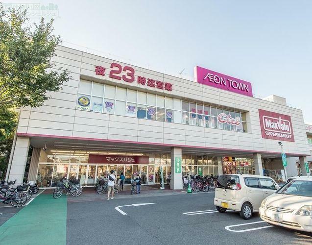 ショッピングセンター イオンタウン田無芝久保 徒歩13分。
