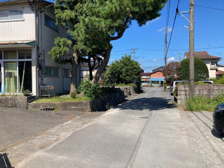 現況写真 ぜひ現地にて、実際の建物・街並み・日当たり等ご確認下さい!お気軽にお問い合わせください。