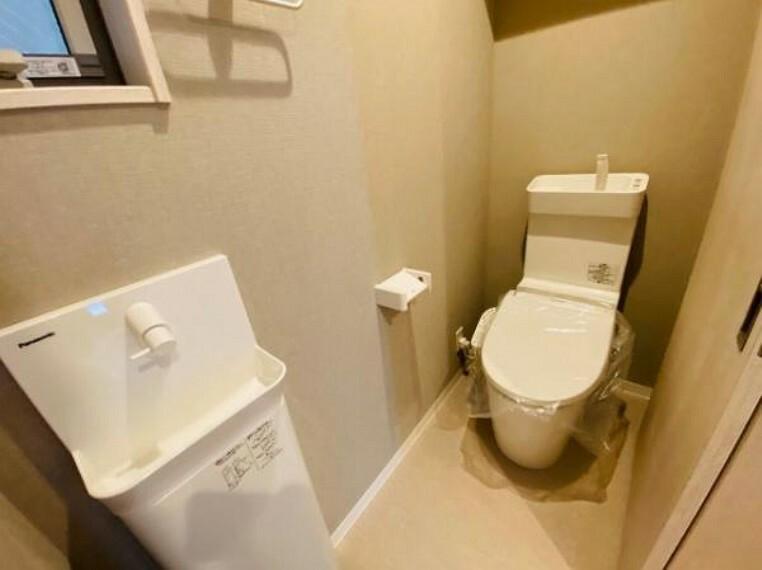 快適な洗浄便座です