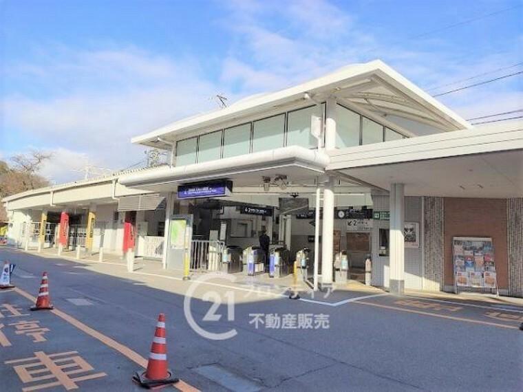 京阪本線「石清水八幡宮駅」までバスをご利用いただけます