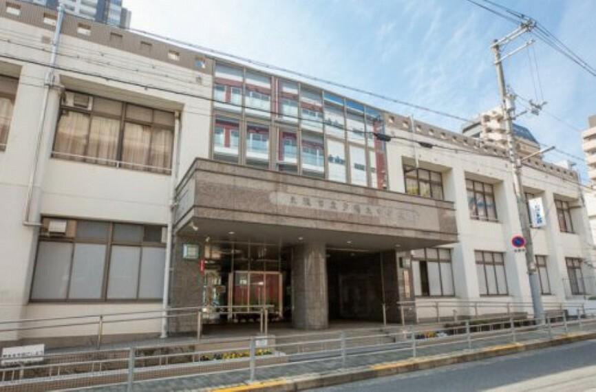 中学校 【中学校】夕陽丘中学校まで657m