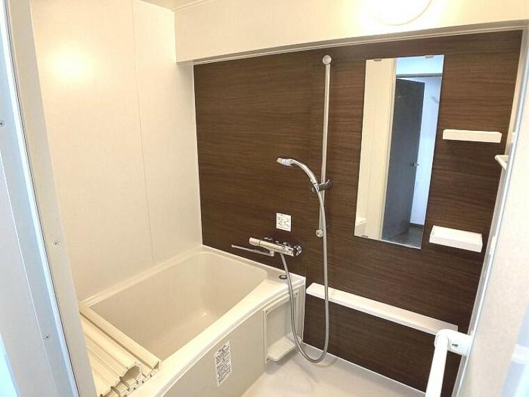 浴室 毎日の疲れを癒すバスルーム!