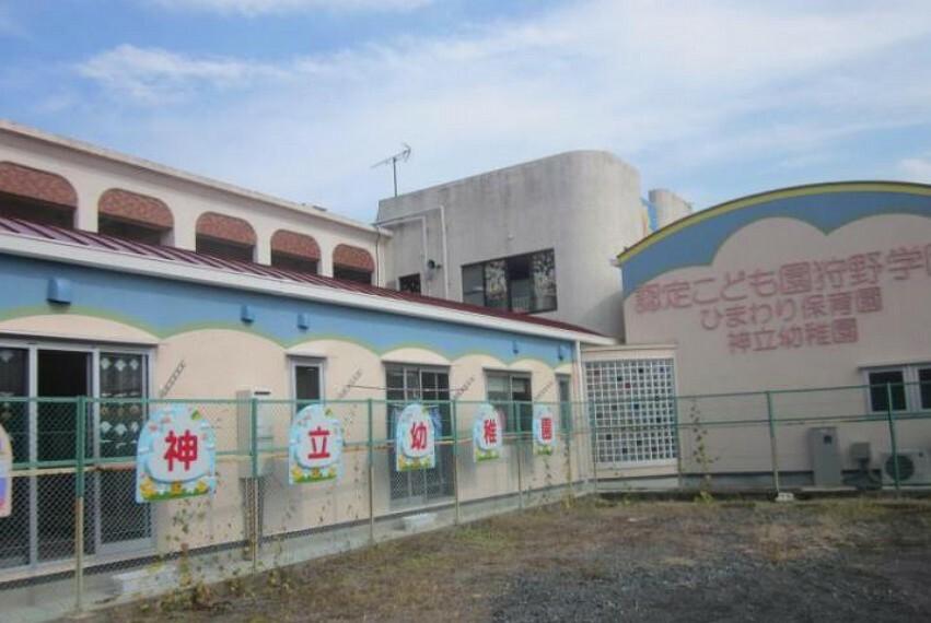 幼稚園・保育園 【幼稚園】  神立幼稚園まで5072m