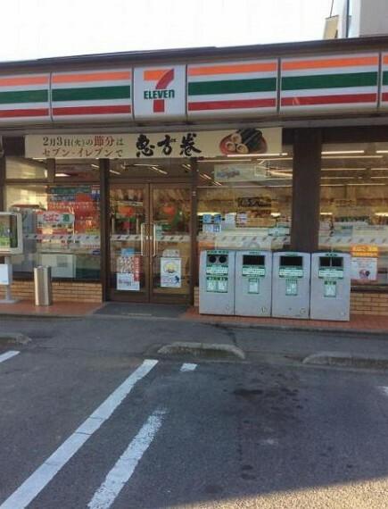 コンビニ 【コンビニエンスストア】セブン-イレブン土浦木田余店まで4789m