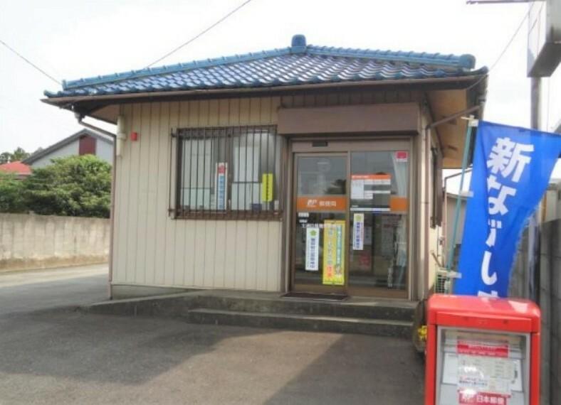 郵便局 【郵便局】土浦白鳥簡易郵便局まで3103m