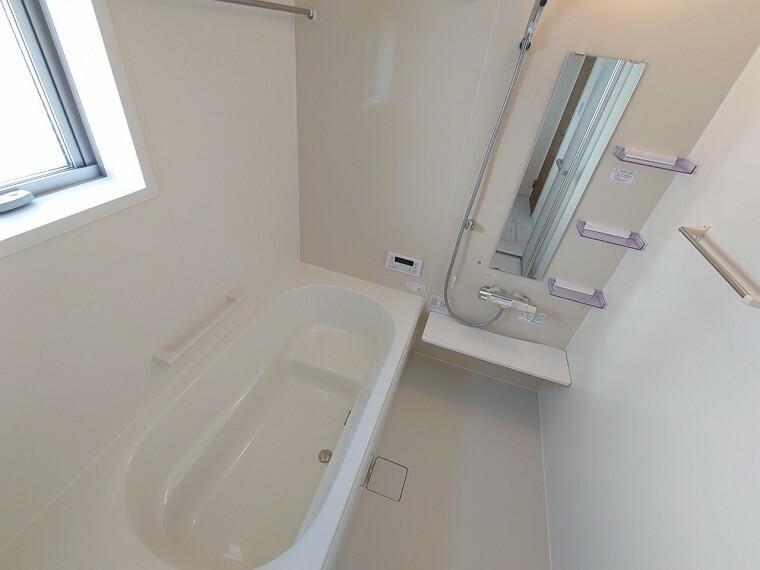 浴室 ゆったり足を伸ばせる癒し空間