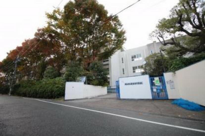 【中学校】枚方市立東香里中学校まで1091m