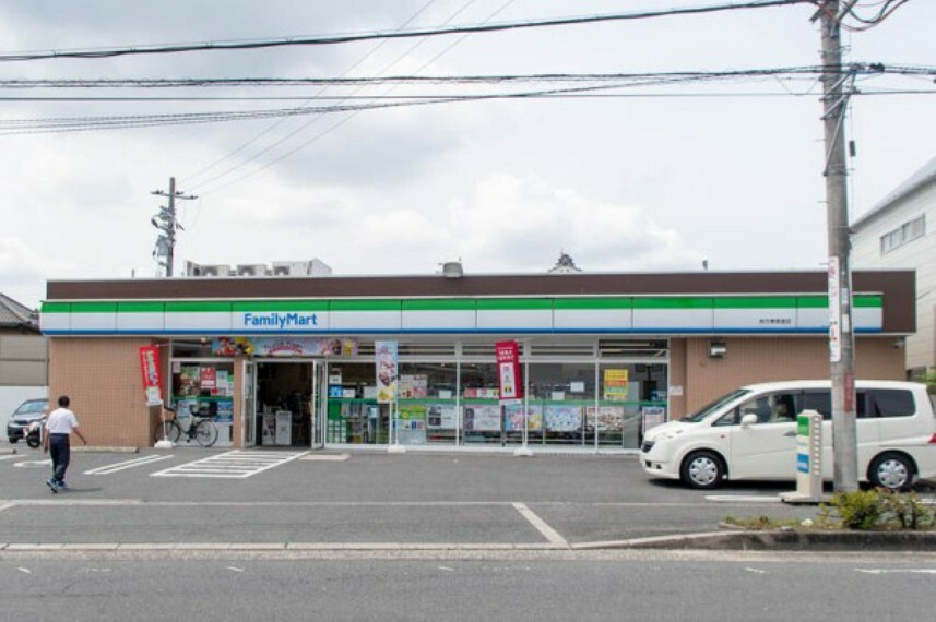 【コンビニエンスストア】ファミリーマート 枚方東香里店まで573m