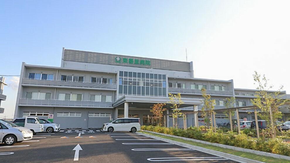 【総合病院】東香里病院まで866m