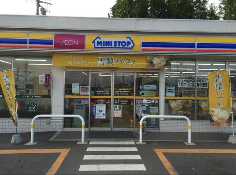 【コンビニエンスストア】ミニストップ水戸見川3丁目店まで686m