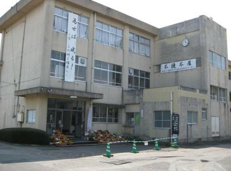 【中学校】見川中学校まで1300m