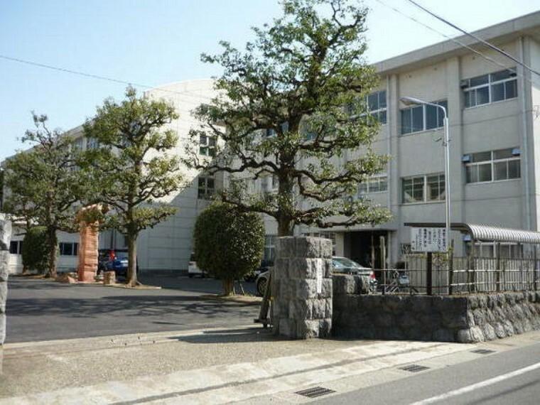 中学校 大垣市立赤坂中学校