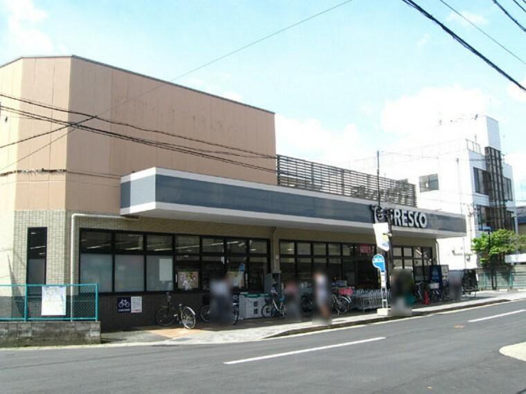 フレスコ御薗橋店 24時間営業 仕事帰りや夜間の急な買い物などにも便利です。