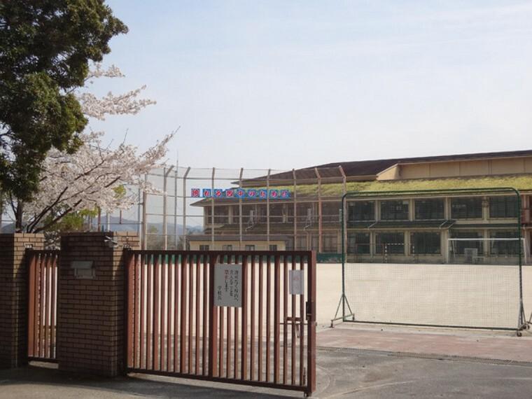 京都市立西賀茂中学校