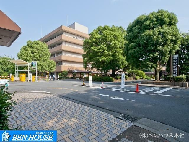病院 聖マリアンナ医科大学横浜市西部病院 距離1300m