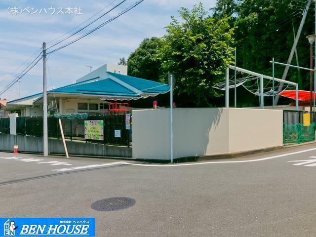 幼稚園・保育園 二ツ橋保育園 距離400m
