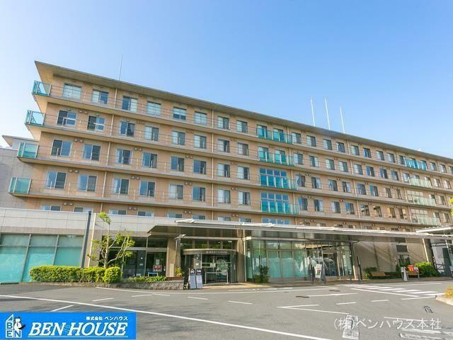 病院 新百合ヶ丘総合病院 距離2930m