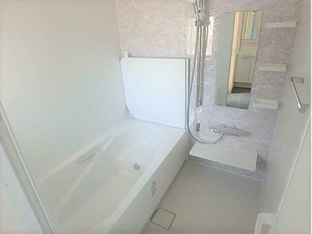 浴室 追い焚き機能、浴室乾燥機付き!