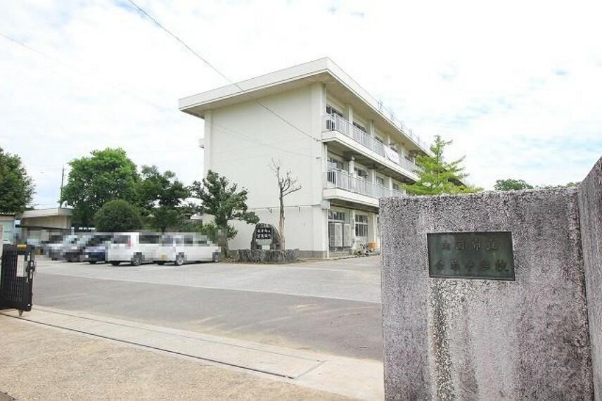 中学校 【中学校】香南中学校まで2161m