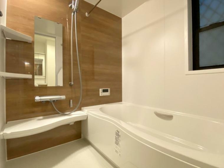 浴室 リクシル製システムバス
