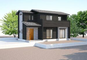 毛呂山町毛呂本郷II期 新築住宅 ヤマニの木の家